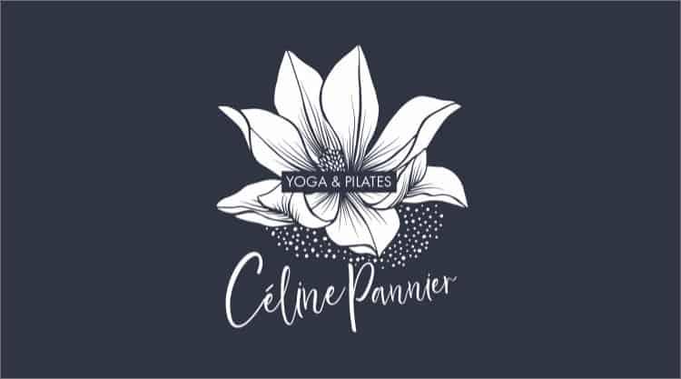 Logo Celine-pannier-@alice reveilliez - graphiste caen